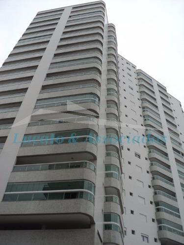Apartamento Para Venda Na Vila Caiçara Em Praia Grande Sp, 02 Dormitorios Sendo 01 Suite, Sala Com Sacada Gourmet, 01 Vaga De Garagem - Ap02182 - 68670237