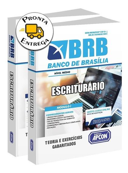 Apostila Brb - Escriturário - 2019