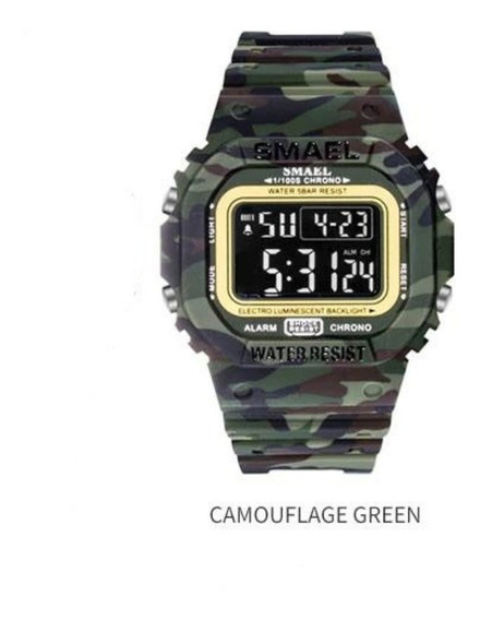 Relógio De Pulso Tipo Militar