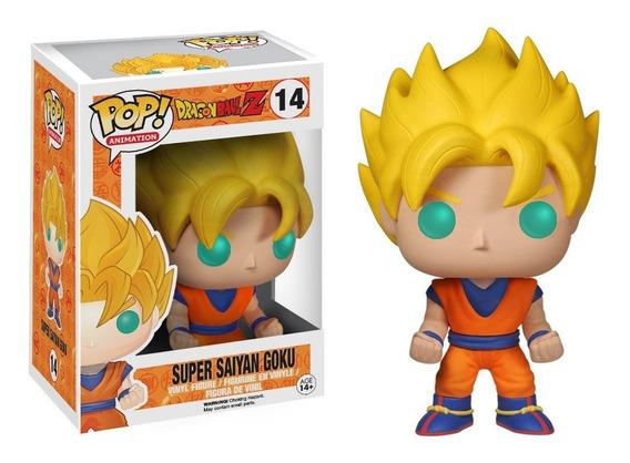 Funko Pop! - Dragon Ball Z - Super Saiyan Goku - Colección