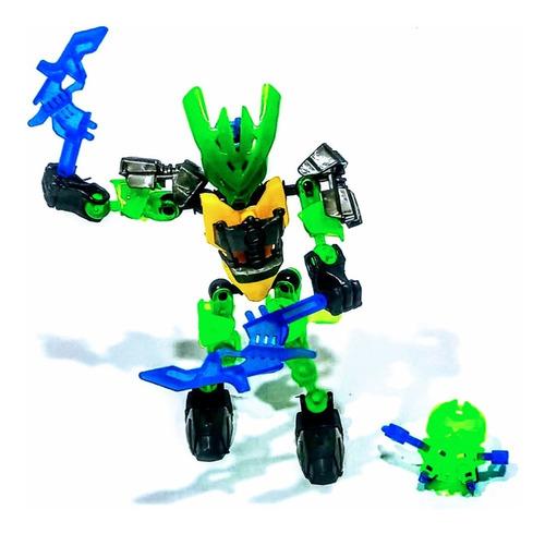 Robot Muñeco Articulado Transformer Arma Juguetes Pacho's