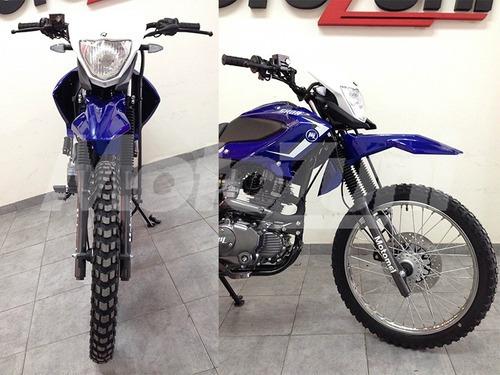 Motomel Enduro Skua 250 Base Motozuni San Justo