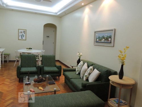 Apartamento À Venda - Copacabana, 3 Quartos,  110 - S893080375