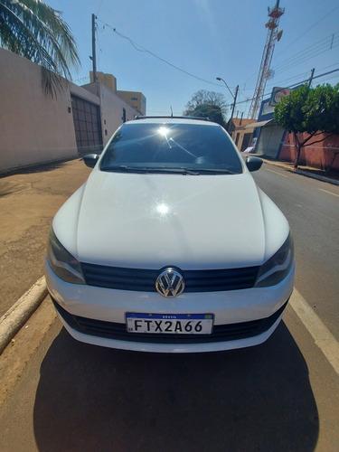 Imagem 1 de 5 de Volkswagen Saveiro 2014 1.6 Cab. Simples Total Flex 2p