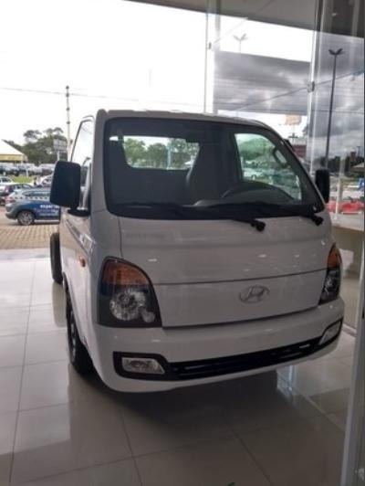 Hyundai Hr Branco 2020 0km