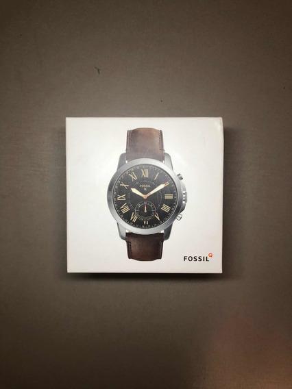 Relógio Fossil Q Grant Smartwatch Hibrído