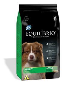 Ração Equilíbrio Para Cães Adultos - 15kg