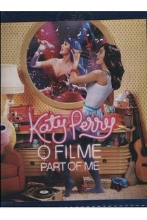 * Blu-ray * Katy Perry - O Filme - Part Of Me