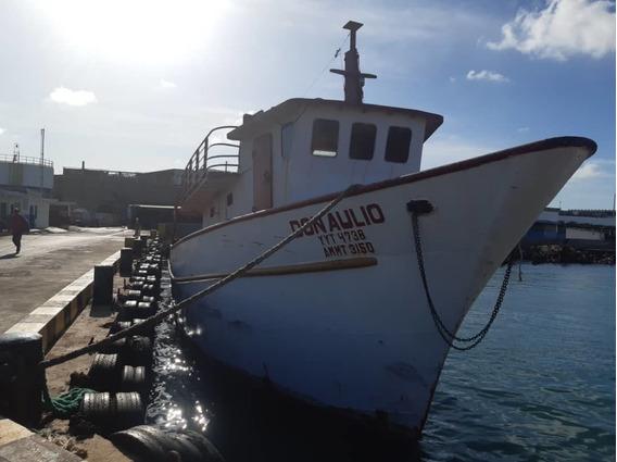 Embarcacion De Pesca Polivalente