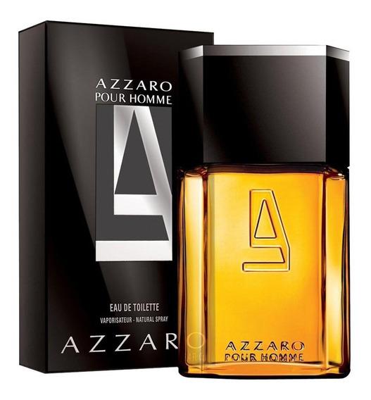 Azzaro Pour Homme ( Tradicional ) 100ml Masculino   Original