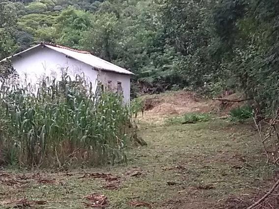 Sítio Na Serra Do Pacau , Em Bom Jardim De Minas , Com 1000 M2 , Casa Em Construção , Muito Verde , Uma Bela Mata. - 796