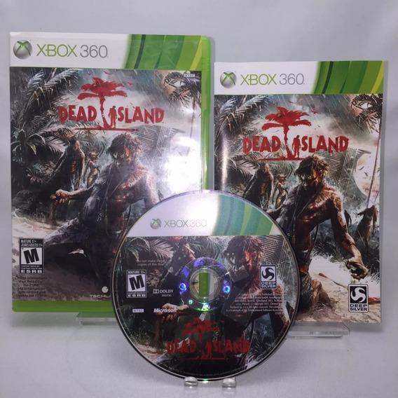 Dead Island - Xbox 360 Original Mídia Física - Semi Novo