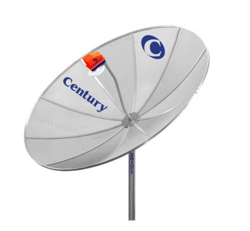 Imagem 1 de 1 de Antena Parabólica Century Tela 1.70