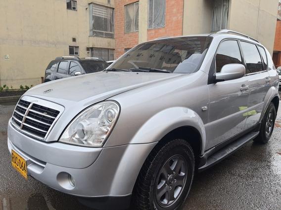 Ssangyong Rexton 4x4 Diesel Aut. Full