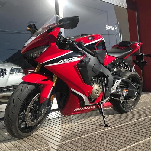Honda Cbr 1000 2018 Patentada 2020