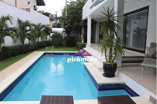 Casa À Venda, 556 M² Por R$ 5.500.000,00 - Jardim Das Colinas - São José Dos Campos/sp - Ca5154