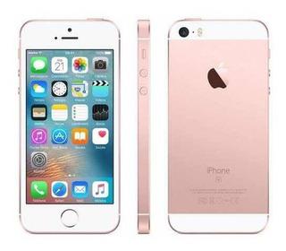 Celular Apple Se 64gb Usado Rose Tudo Ok