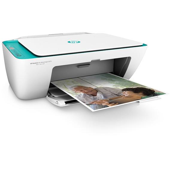 Impressora Hp Deskjet Advantage Multifuncional 2676
