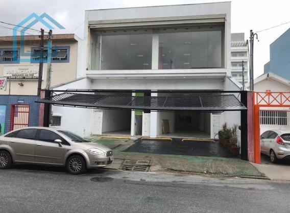 Salão Para Alugar, 480 M² - Vila Galvão - Guarulhos/sp - Sl0034