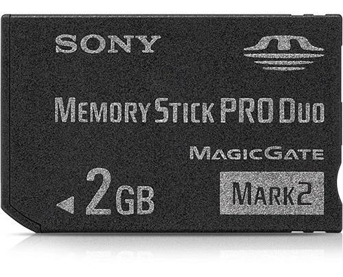 Memory Styck Pro Duo (mark 2) 2gb - Sony
