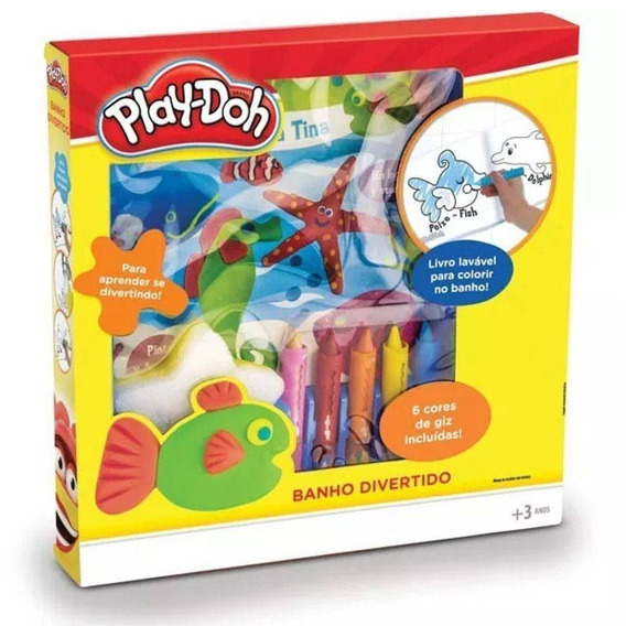 Play-doh Banho Divertido