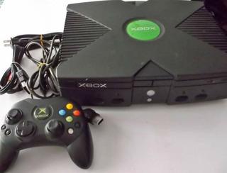 Xbox Clásico Funciona Perfecto, Completo,control,lee Todo