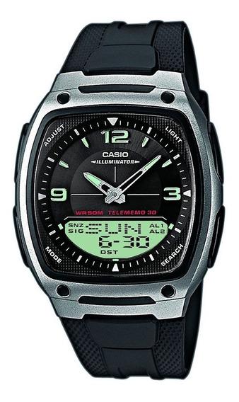 Relógio Casio Digital Aw81 Databankb Original Nf