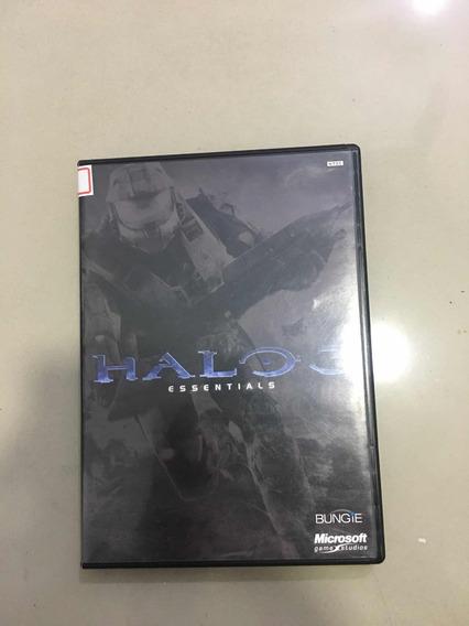 Halo 3 Essentials Edition, Xb360, Original Mídia Física