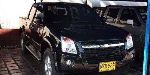 2009 Chevrolet D-max Doble Cabina