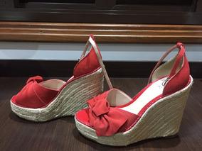 Sandália Dumond Vermelha