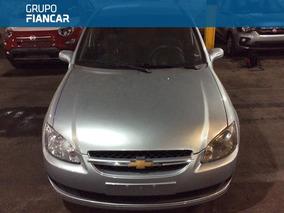 Chevrolet Corsa Classic Gris 2014