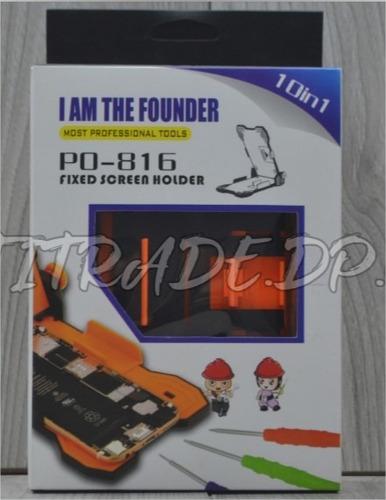 Kit Servicio Tecnico I Am The Founder Po-816 Base + 9 Piezas
