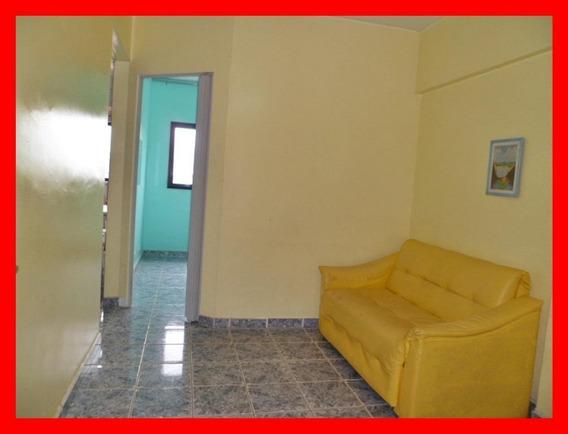 Kitnet Em Vila Guilhermina, Praia Grande/sp De 35m² À Venda Por R$ 106.000,00 - Kn336095