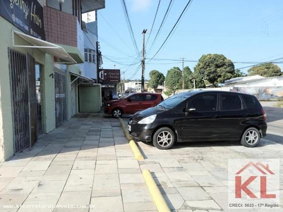 Comercial Para Locação Em Natal, Ponta Negra, 1 Banheiro - Kl 0211