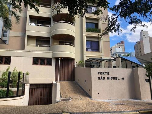 Imagem 1 de 16 de Apartamento À Venda Em Cambuí - Ap017502