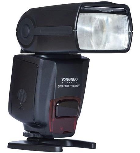 Flash Yongnuo Yn560 Iv Para Canon E Nikon - Loja Platinum