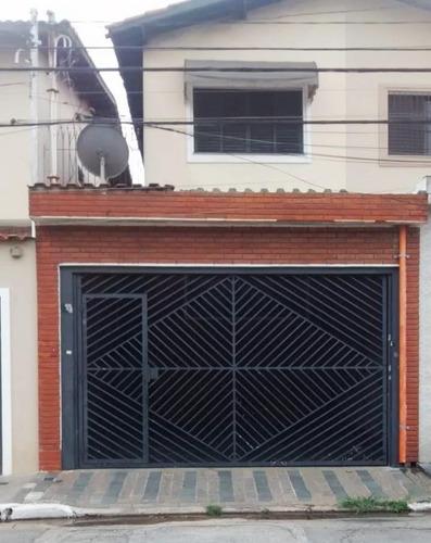 Sobrado Com 4 Dormitórios À Venda, 115 M² Por R$ 458.000,00 - Paulicéia - São Bernardo Do Campo/sp - So1435
