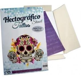 Papel Hectográfico - (10 Unidade)