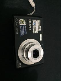 Câmera Sony Cyber Shot Dsc W 510 12.1 Megapixel