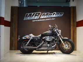 Harley Davidson | Xl 1200 Cb . 2014