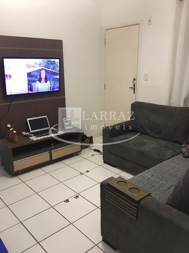 Apartamento Para Venda No Ipiranga, Condominio Vitta Ipiranga, 2 Dormitorios, Rico Em Armários, Condomínio Fechado, Portaria 24h E Lazer Completo - Ap00653 - 32329771