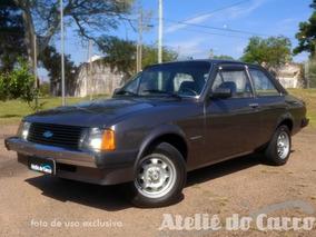 Chevette 1.6 1986 81.000 Km Original Impecável Em Detalhes!