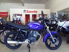Zanella Rx 150 Z7 Full 0km -solo Dni Whatsapp 1160214033