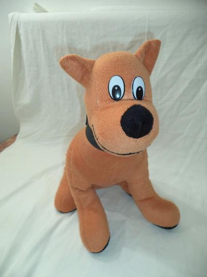 Scooby Doo Em Pelucia Antigo Usado Nacional