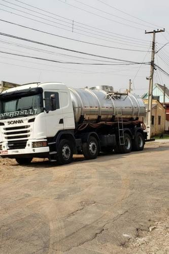Scania G 440 Caminhão Pipa G 440