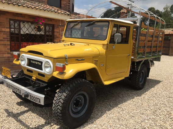 Toyota Land Cruiser Fj40 Estacas
