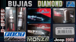 Bujias Diamond Modelo D-bp5es