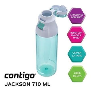 Botella Ecológica Reutilizable Contigo Jackson 710ml Sin Bpa