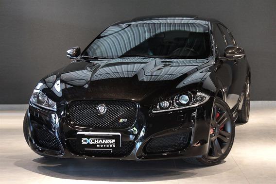 Jaguar Xfr 5.0 V8 32v Gasolina 4p Automático
