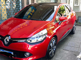 Renault Clio Iv Turbo Dynamique